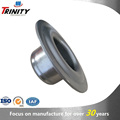 Stable output shaft bearing seat and metal seals for carrier roller DTII type