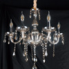 220 Volt Chandelier For Hotel Acrylic