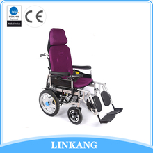 Cheap price hospital equipment handicapped wheelchair