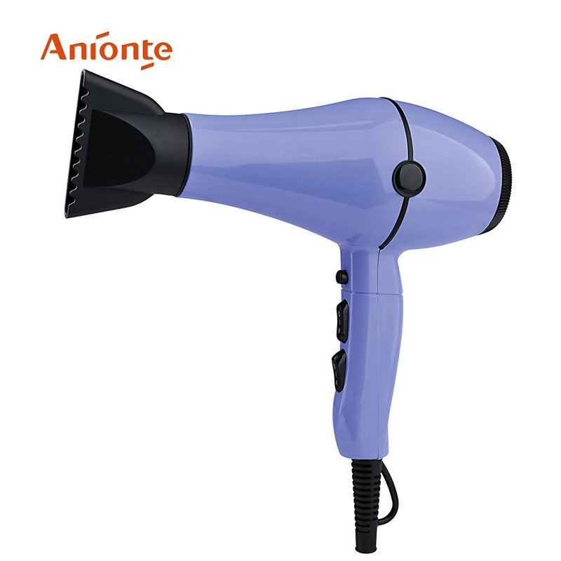 2 speeds/3 heats professional AC motor hair dryer
