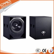 Top level ailiang subwoofer,4 inch car subwoofer,double 15 subwoofer