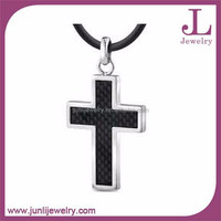 Christian Classic Cross Pendant Custom Stainless Steel Region Jewelry