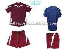 2012 new mens blank style dry fit cool dry soccer wear for sale suppliers