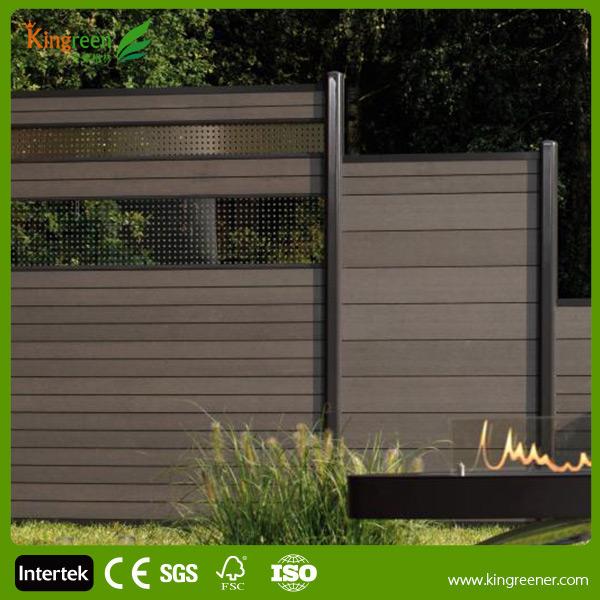 Barato paneles de vallas y puertas de madera para el - Paneles madera jardin ...