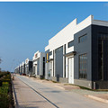 Prefabricated Design Hot-Dipped Galvanized Light Steel Structure