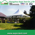 outdoor steel large frame tent