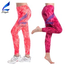 Printed Women Fitness Flex Leggings