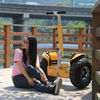 2 wheel balancing scooter with Recharge Lithium Battery 72V Balance Vehicle Speed 18km/h OFF-Road