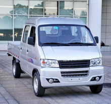 Low Speed Electric Vehicle Electric Small Light Truck for cargo transportation with 1 row of seats