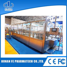 Hot sale plastic thermoforming filling sealing machine price