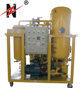Precision Turbine oil purification machine,oil purifier machine