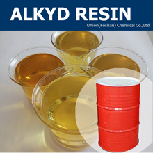 Foshan Factory Short oil Alkyd Resin for wood paint