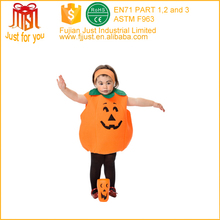 fashion party pumpkin costume for kids