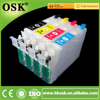 T0441 T0442 T0443 T0444 Refillable ink cartridge for Epson Stylus C64/C66 Cartridge for printer