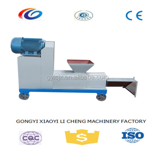Factory supply shisha charcoal briquette machine