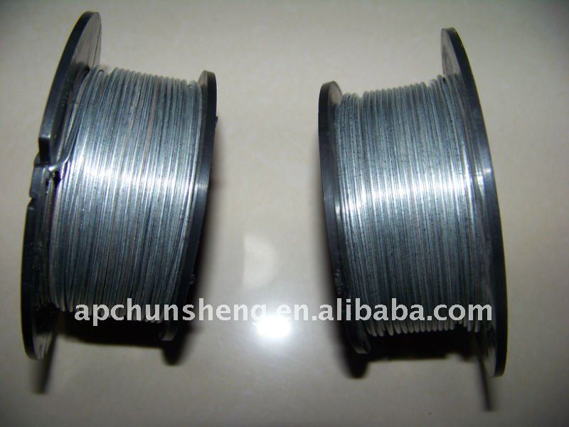 Max TW1525-EG Electro Galvanized Rebar Tie Wire Rolls for RB650/RB650A