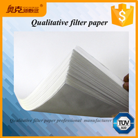 Square lab - supply 60cm*60cm large cotton pulp qualitative filter paper