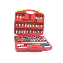 61pcs Auto Repair Tools Spanner Set Tool Box