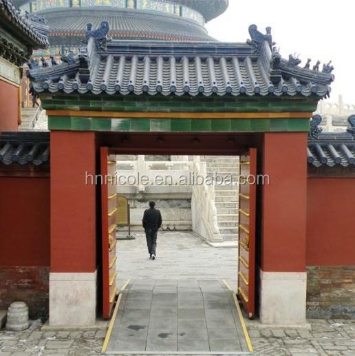 style chinois construction mat riau toit en c ramique. Black Bedroom Furniture Sets. Home Design Ideas