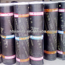 Jianda brand construction bitumen roofing sheet