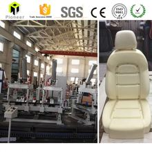 China cooling car seat foam cushion Bus Assembly Production Line
