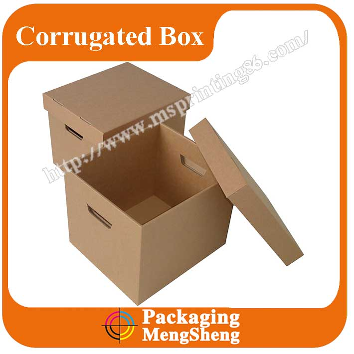 Corrugated box cardboard suitcase boxes