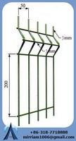High quality 50*50mm construction temporary fence/construction hoarding fence/ used temporary fence
