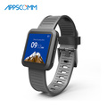 2017 APPSCOMM Smart Watch Touch Screen Bluetooth Waterproof Heart Rate Monitor for Android Phones and Iphone