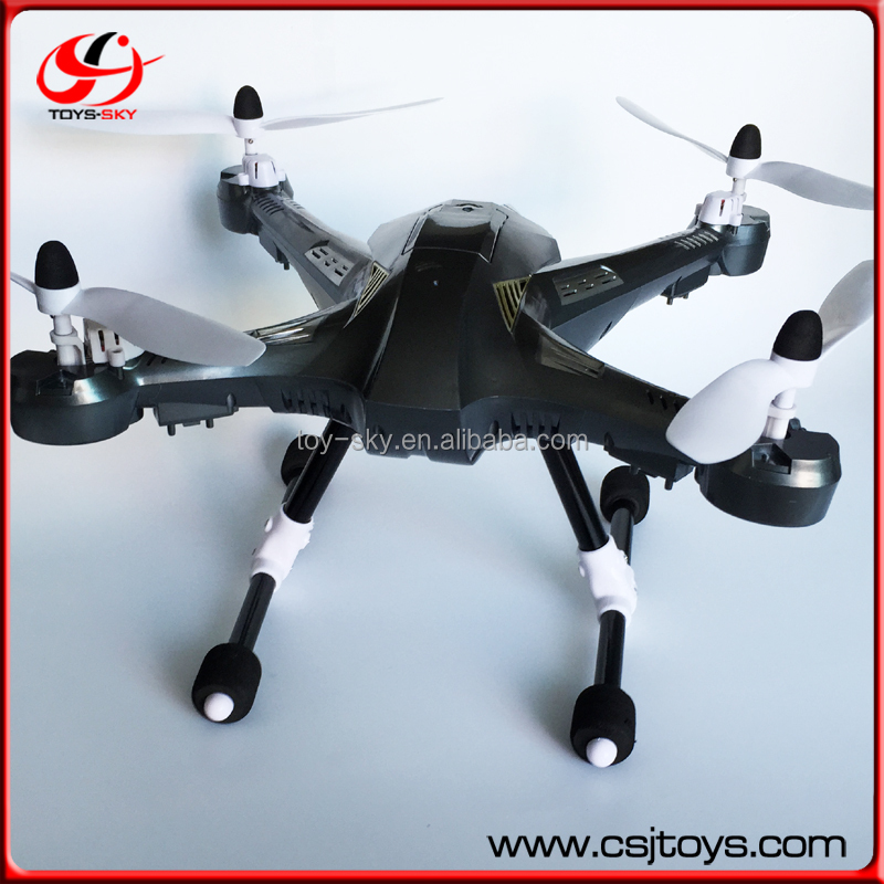 New Predator Big Size 2.4G 6-Aixs 300cm long control distance Professional Smart drone Quadcopter with Action Camera