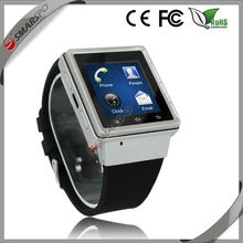 2014 Alibaba wholesale fitness OEM CE ROHS FCC 3G hot sell low price of smart watch phone