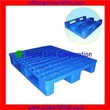 Super Quality 4 tons Plastic Pallets of Clothing