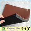Non-slip Multi-used Outdoor Playground/Gym court/Running Tracks/Swimming pool certificated safety Rubber floor tiles