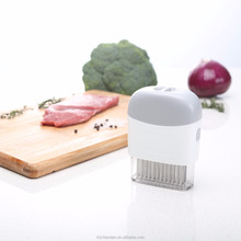Stainless steel blade Meat tenderizer diswasher safe