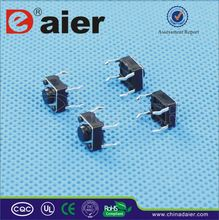 Daier water proof tact switch