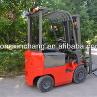 3 Tons 4 Wheel Electric Forklift