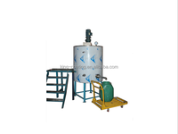 water based stationery glue making machine