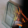 Excellent quality & best price tempered fireproof glass for fireplaces