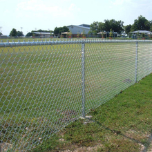 factory export manufacture High Quality PVC coated chain link fence 1.5M High Green PVC 12.5m Rolls