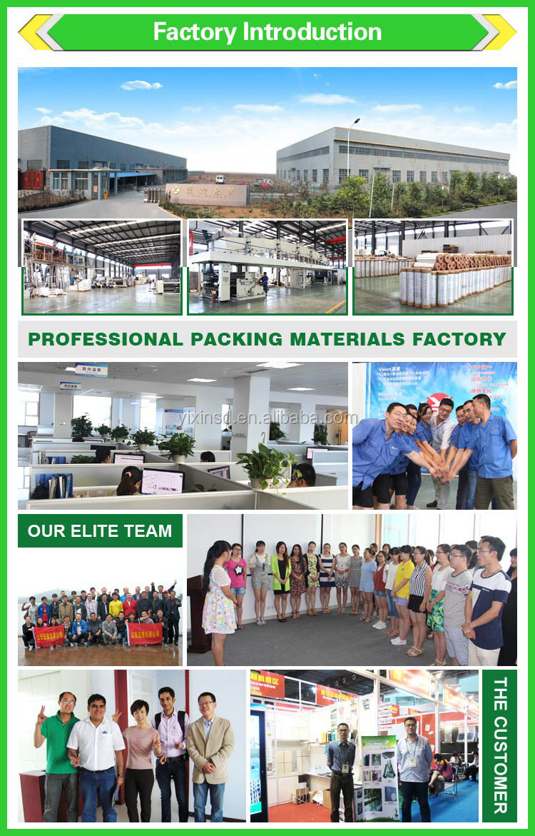 Metalized CPP/ Polypropylene Film for food packaging bag printing/ packing materials