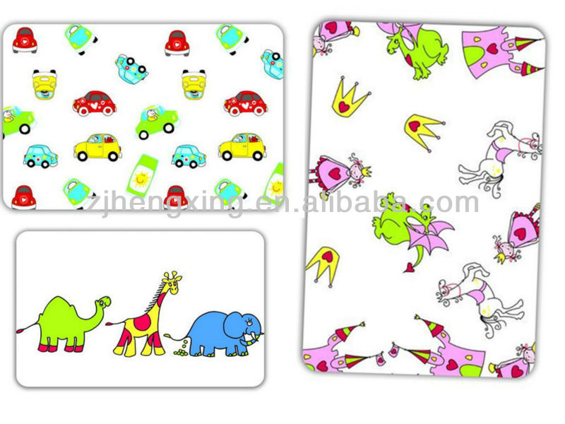 2018 design plastic placemat table mat
