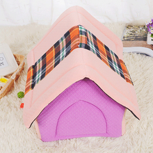 Wholesale Various Sizes Factory Supply Indoor pet bed warmer house for dog cat