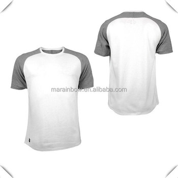 100% polyester spandex dry fit short sleeve crew neck O neck custom technical dry fit running t shirt for sports men and women