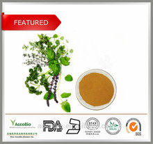 100%Pure Nature Centella Asiatica Extract Total Triterpenes 40%-95% Powder