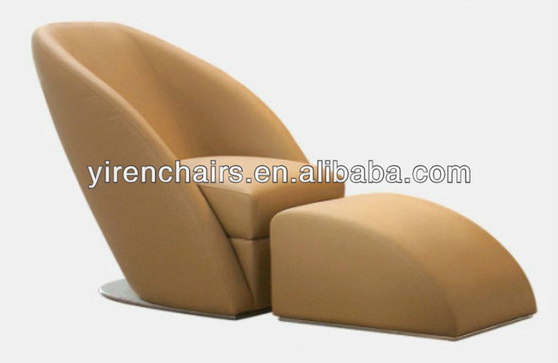 Furniture living room Replica high quality Lounge Chair and Ottoman Set