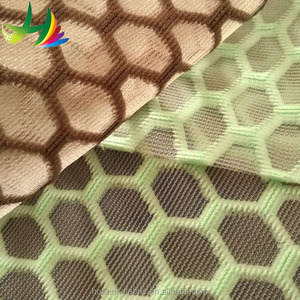 Cool mesh fabric for used clothing and sofa