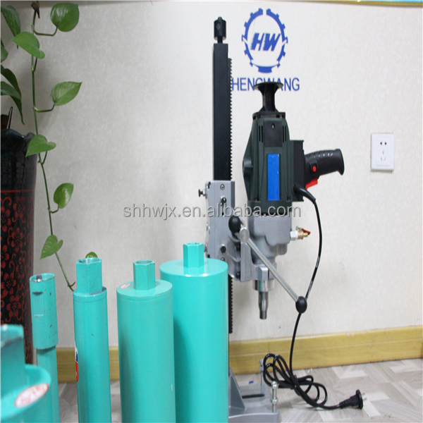 Concrete core drilling machine asphalt core cutting machine price