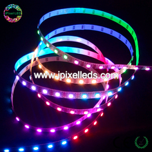 3m adhesive tape led strip colour changing led 60leds/m programmable ws2812b variable color led strips 5050