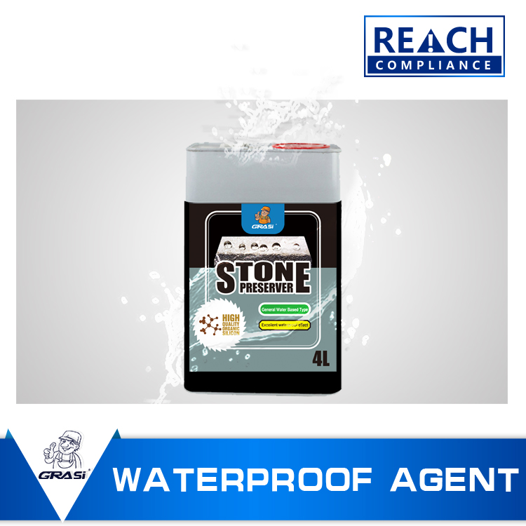 WH6986 water based 2016 new products UV resistance waterproofing protective coating for stone