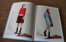Custom Fashion Design Dress Catalogue