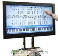 65inch IR touch screen all in one pc tv